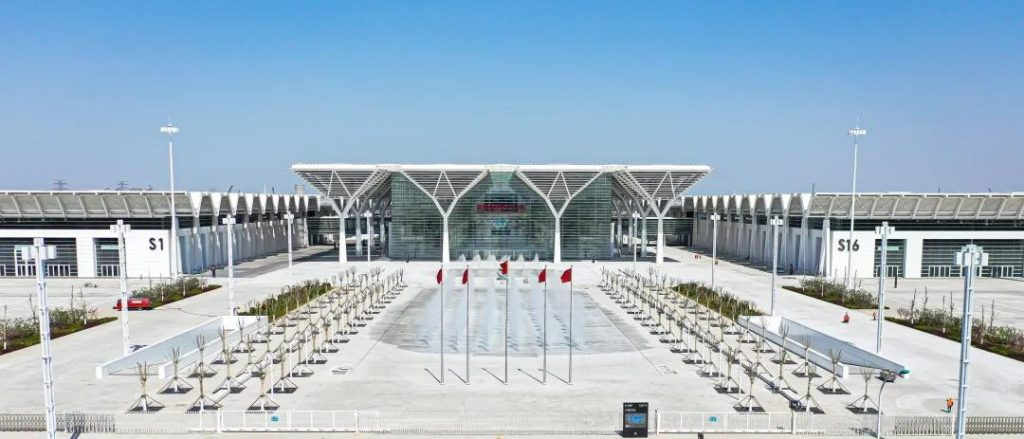 上新啦 直达国家会展中心(天津)地铁站名调整!还有这些展会等你来看!-华机展