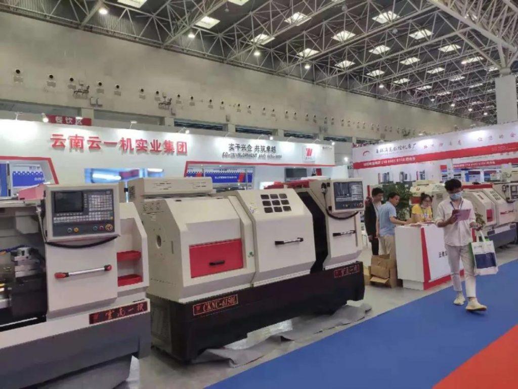 首届浙江(绍兴)机床展暨国际智能制造及工业机器人展览会于今日盛大开幕-华机展