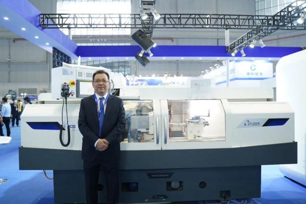 2021CME上海国际机床展:联合磨削携手上海意斯圆满落幕-华机展