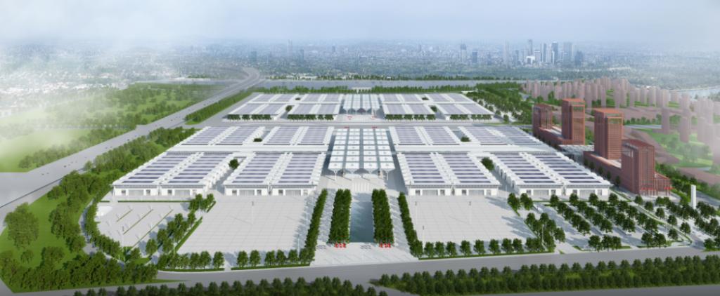 绿舞津城 智助双碳 | 国家会展中心(天津)开馆首展即将盛大启幕-华机展